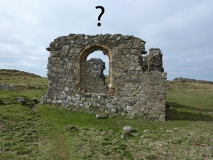Saint Dwynwen's Church and the Patron Saint of Lovers