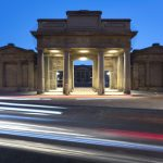 A gateway to another world - The Propylaeum, Chester